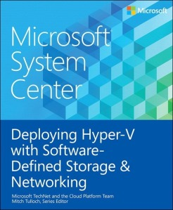 Book-SystemCenter and Software Defined Network and Storage