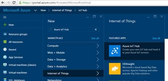 Azure-IoT-Hub-screenshot